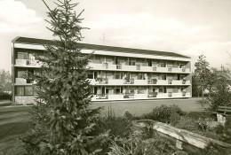 Das Gebäude im Jahr 1969